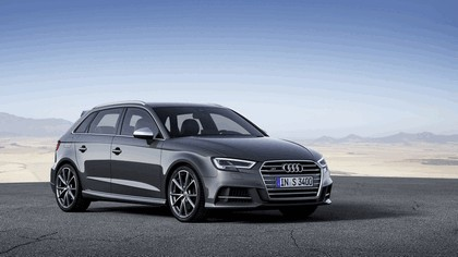 2016 Audi S3 sportback 2