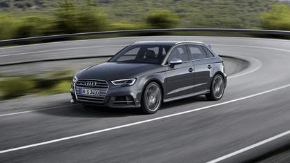 2016 Audi S3 sportback 7