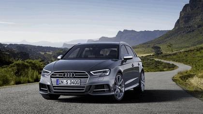2016 Audi S3 sportback 8