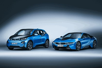2016 BMW i3 ( 94 Ah ) 1