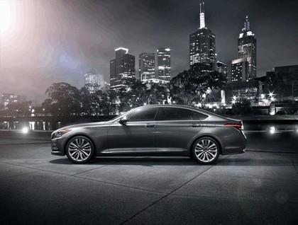 2016 Hyundai Genesis 16