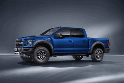 2016 Ford F-150 Raptor Supercrew - China version 2