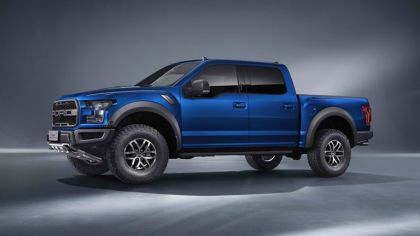 2016 Ford F-150 Raptor Supercrew - China version 1