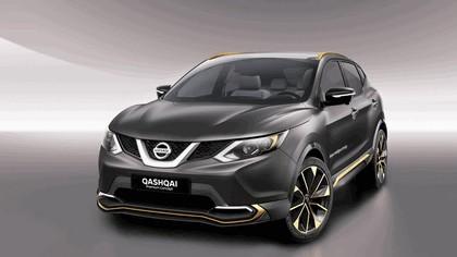 2016 Nissan Qashqai Premium concept 1