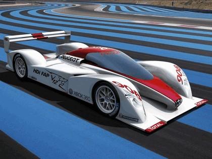 2007 Peugeot 908 V12 HDI Fap Le Mans 1