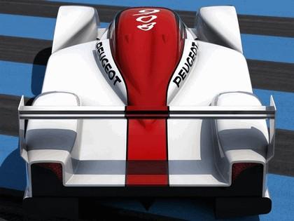 2007 Peugeot 908 V12 HDI Fap Le Mans 2
