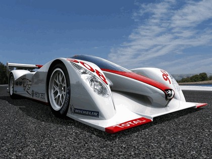 2007 Peugeot 908 V12 HDI Fap Le Mans 3