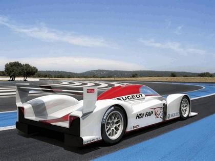 2007 Peugeot 908 V12 HDI Fap Le Mans 5