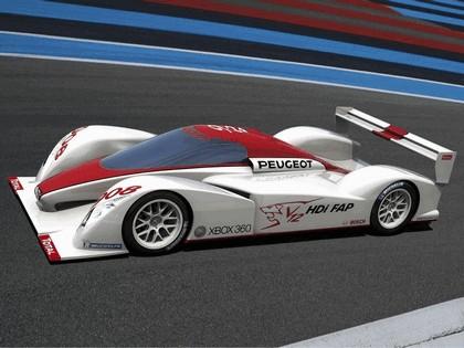 2007 Peugeot 908 V12 HDI Fap Le Mans 7