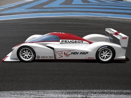 2007 Peugeot 908 V12 HDI Fap Le Mans 8
