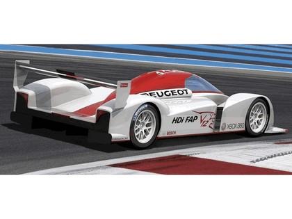 2007 Peugeot 908 V12 HDI Fap Le Mans 9