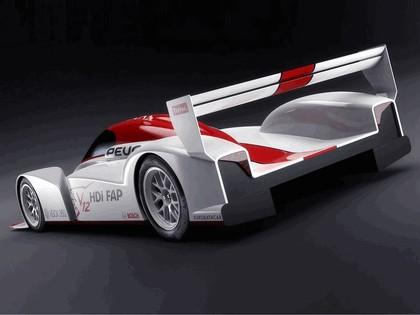 2007 Peugeot 908 V12 HDI Fap Le Mans 13