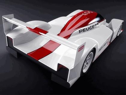 2007 Peugeot 908 V12 HDI Fap Le Mans 14