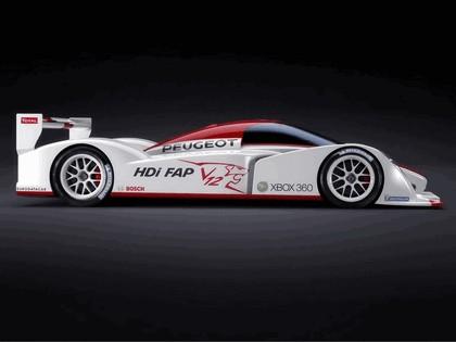 2007 Peugeot 908 V12 HDI Fap Le Mans 15
