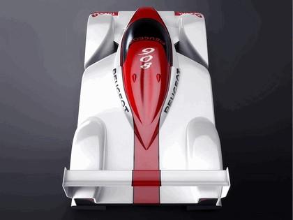 2007 Peugeot 908 V12 HDI Fap Le Mans 17