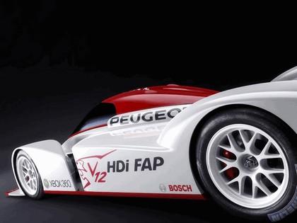 2007 Peugeot 908 V12 HDI Fap Le Mans 18