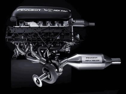 2007 Peugeot 908 V12 HDI Fap Le Mans 22
