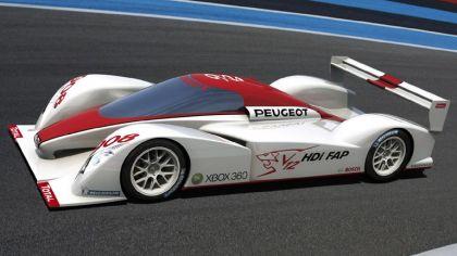 2007 Peugeot 908 V12 HDI Fap Le Mans 6