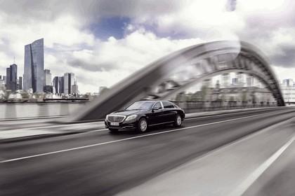 2016 Mercedes-Maybach S 600 Guard 4