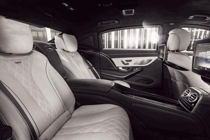 2016 Mercedes-Maybach S 600 Guard 13