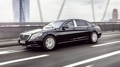 2016 Mercedes-Maybach S 600 Guard 7