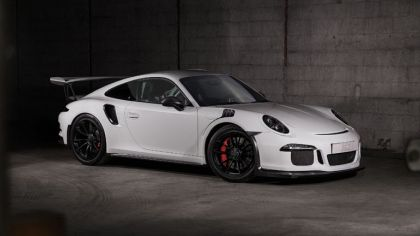 2016 Porsche 911 ( 991 type II ) by TechArt 3