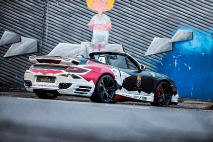 2016 Porsche 911 ( 991 type II ) Turbo Cabriolet by TIP Exclusive 3