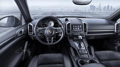 2016 Porsche Cayenne Platinum Edition 4