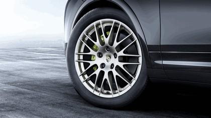 2016 Porsche Cayenne Platinum Edition 5