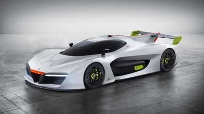 2016 Pininfarina H2 speed 6