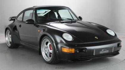 1993 Porsche 911 ( 964 ) Turbo 3.6 Flatnose - UK version 5