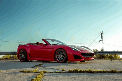 2016 Ferrari California T with Novitec Rosso N-Largo package 25