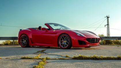 2016 Ferrari California T with Novitec Rosso N-Largo package 7
