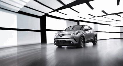 2016 Toyota C-HR 6