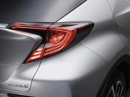 2016 Toyota C-HR 9