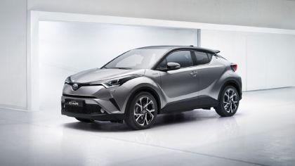 2016 Toyota C-HR 5