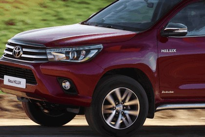 2016 Toyota Hilux - USA version 14