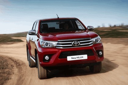 2016 Toyota Hilux - USA version 18