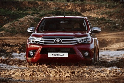 2016 Toyota Hilux - USA version 34