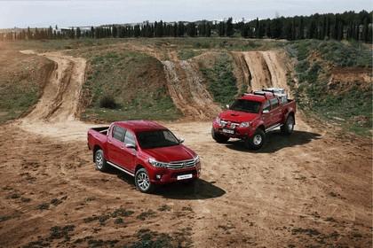 2016 Toyota Hilux - USA version 57