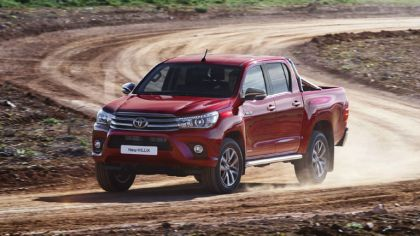2016 Toyota Hilux - USA version 3