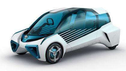 2016 Toyota FCV Plus Concept 5