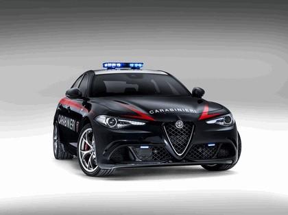 2016 Alfa Romeo Giulia - Italian Carabinieri car 1
