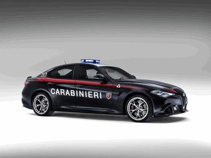 2016 Alfa Romeo Giulia - Italian Carabinieri car 3