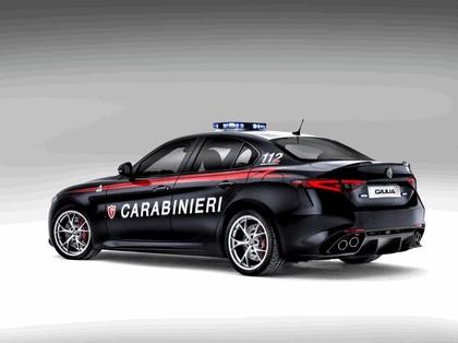 2016 Alfa Romeo Giulia - Italian Carabinieri car 6