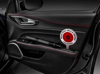 2016 Alfa Romeo Giulia - Italian Carabinieri car 9