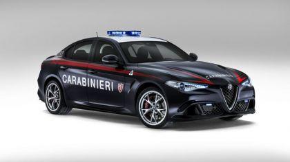 2016 Alfa Romeo Giulia - Italian Carabinieri car 2