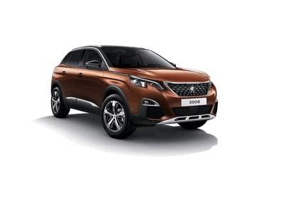 2016 Peugeot 3008 23