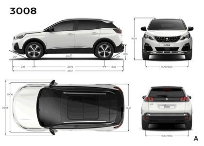 2016 Peugeot 3008 41