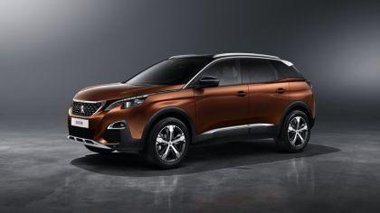 2016 Peugeot 3008 4